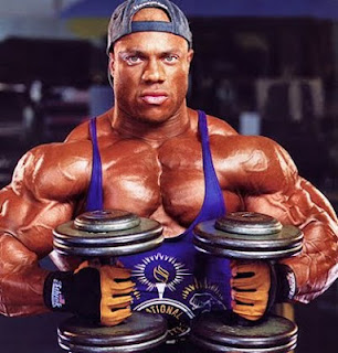 Phil Heath Bodybuilder