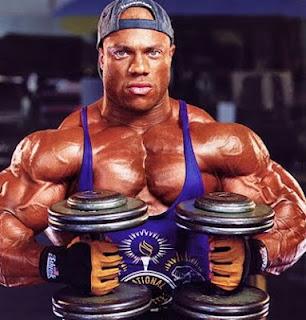 Phil Heath Bodybuilder
