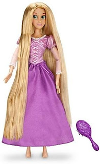 Disney Singing Rapunzel Doll