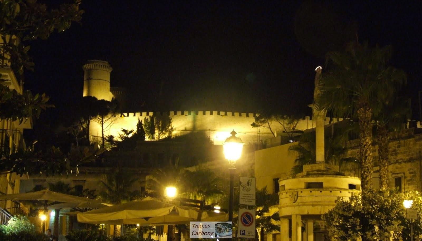 nuovi orari di apertura del Castello d'oria