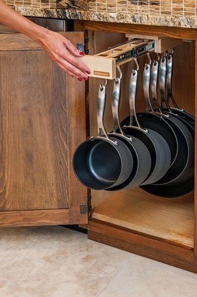 Cinq fourchettes etc 19 id es de rangement pour la cuisine for Rangement pour la cuisine