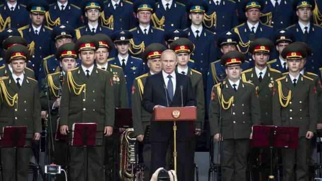 Ο πειρασμός του Πούτιν να… στείλει στον Αλλάχ (τζιχαντιστές και Τούρκους) τρομοκράτες