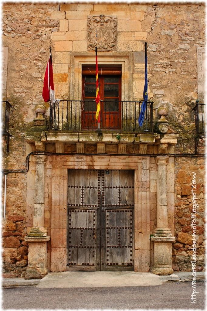 Palacio de los Ramírez, Villaescusa de Haro