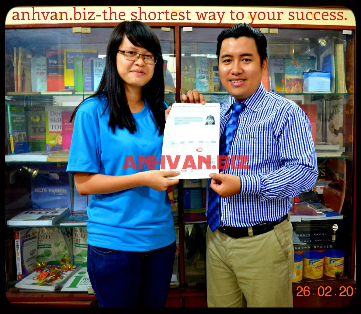 New Success in Ielts 2014