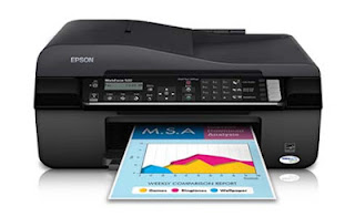 Harga printer Epson Workforce 520