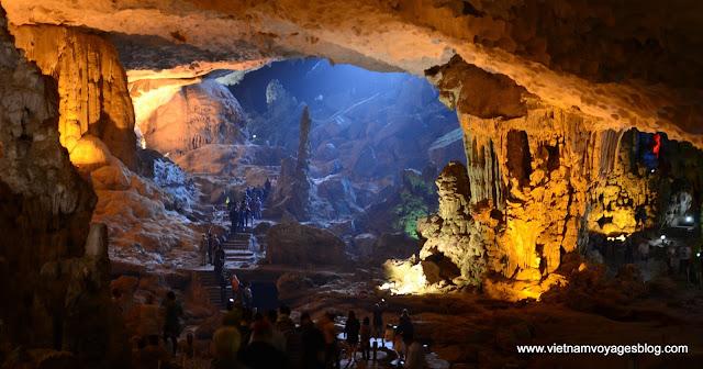 Grotte Sung Sot, Ha Long