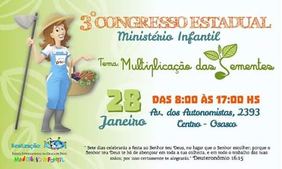 3º CONGRESSO ESTADUAL