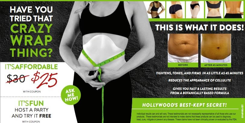 IT WORKS-JBK Skinny Wraps