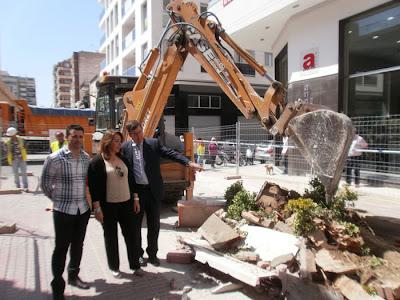 Ferrer anuncia una autovía para vehículos ligeros Alicante-Caudete