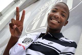 Santos ya le tiene reemplazo a Neymar