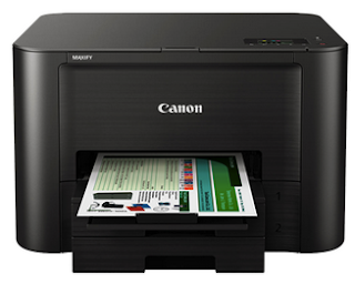 Canon MAXIFY MB2000 Driver Free Download