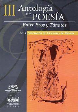 III ANTOLOGÍA DE POESÍA, ENTRE EROS Y TÁNATOS-POEMAS DE ANDRÉ CRUCHAGA