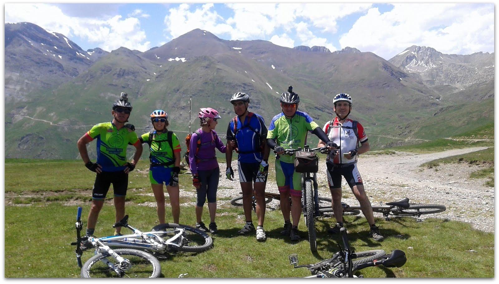7 días de bici de montaña por los Pirineos
