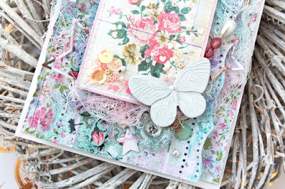открытка, шебби-шик, скрапбериз, scrapberrys, shabby chic, скрапбукинг, mothers treasure