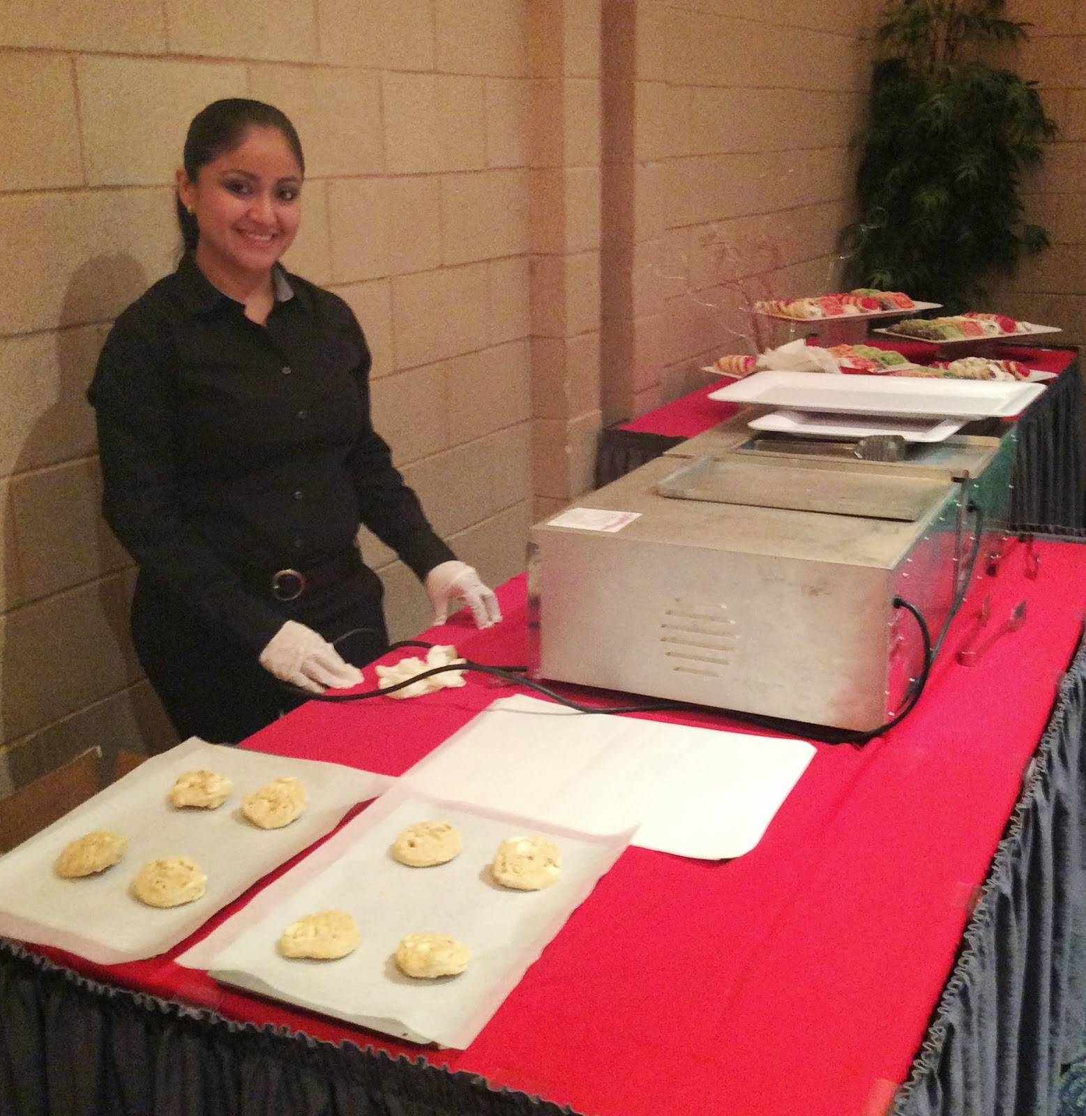 Cookies, Addison Conference Center, Culinary Art Catering