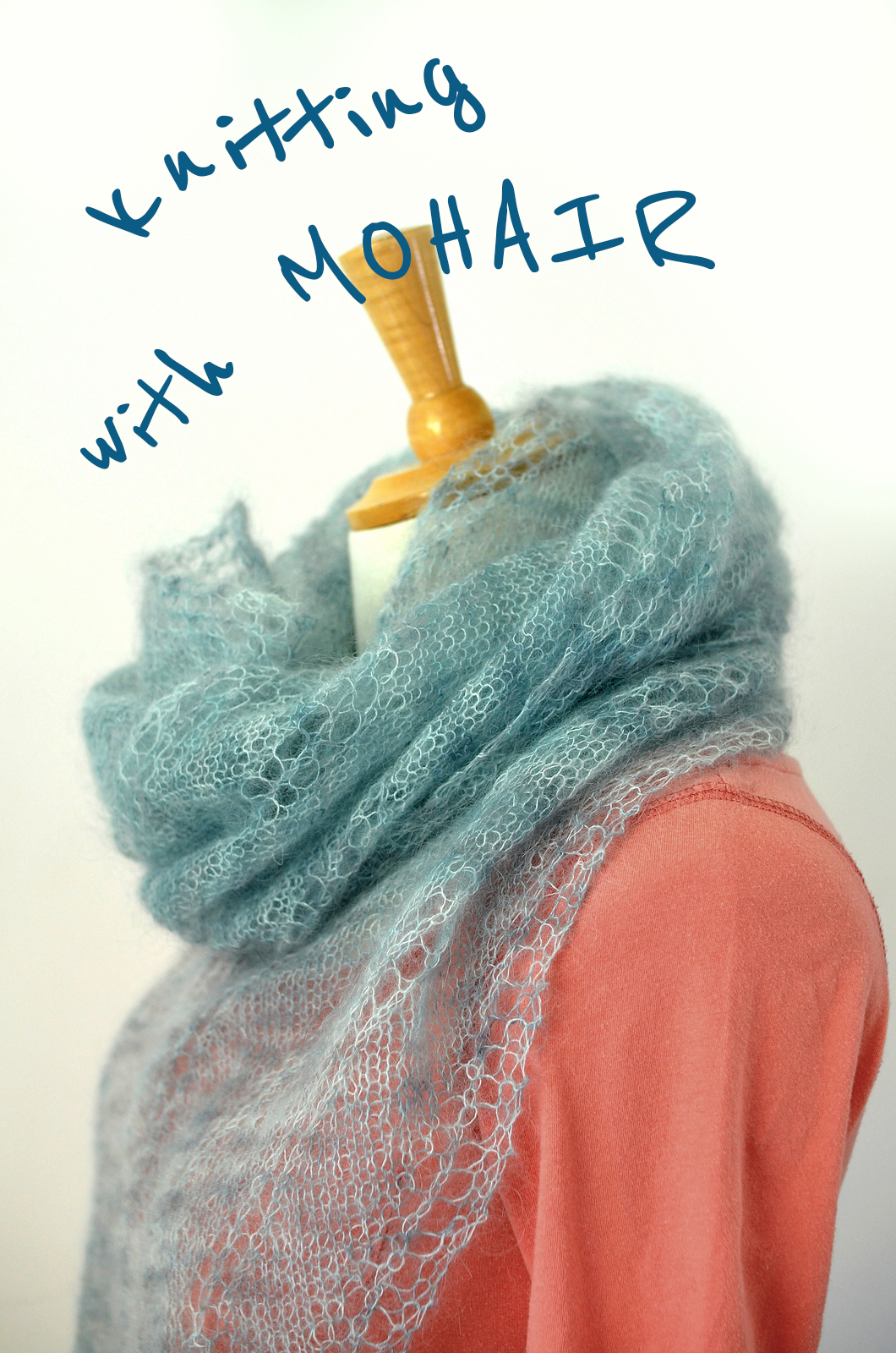 Katya Frankel: Knitting with Mohair