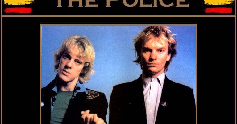 "THE POLICE una leyenda viva: ""Intense Rock Show"" 1983-07 ..."