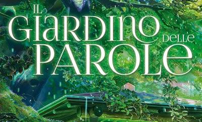 Conoscere il giappone abbiamo visto per voi il giardino delle parole - Il giardino delle parole libro ...