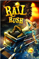 Rail Rush Review and Secret Levels Walkthrough