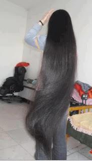 लम्बे बाल कैसे पाए