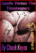 Apollo Versus The Timekeepers ($4.99) ISBN 978-1-4524-8702-1