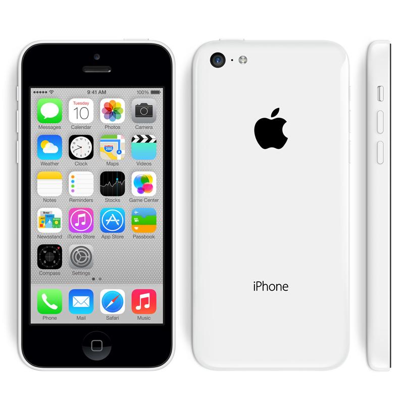 Spesifikasi Dan Harga Apple iPhone 5C 16GB White Terbaru