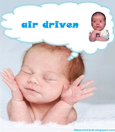 air driven
