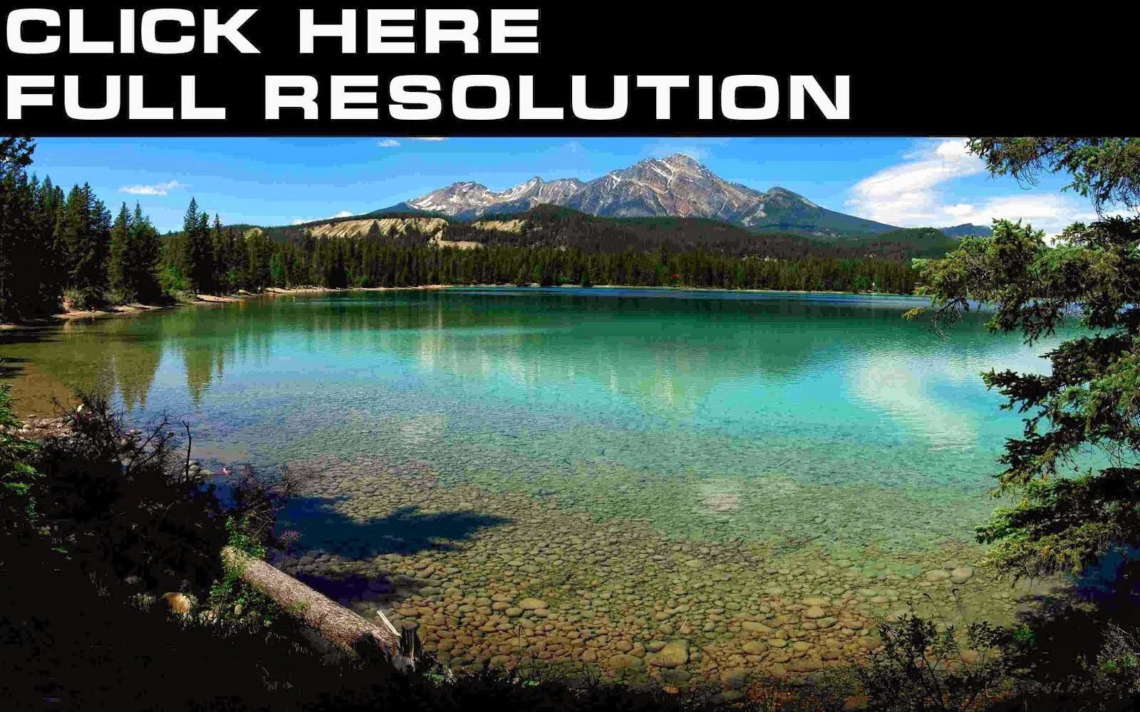 Edith Lake Jasper National Park Canada Wallpaper Hdwpics