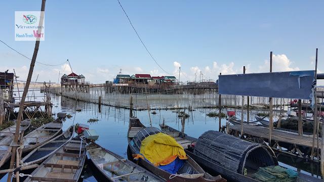 Tham quan Đầm Chuồn, Phú Lộc, Huế
