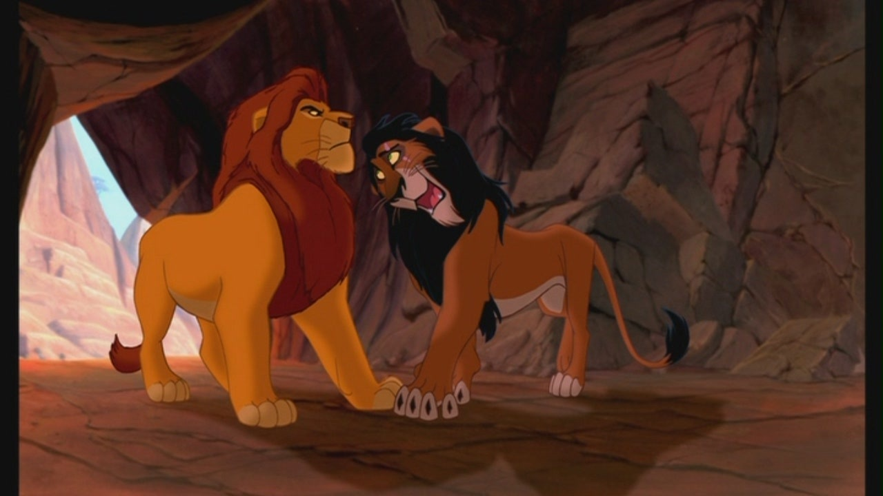 mufasa and scar relationship quizzes