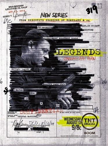 Nằm Vùng Phần 1 - Legends Season 1