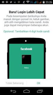 Facebook Mod Material Evo Green v39.0.0.0.73 Apk