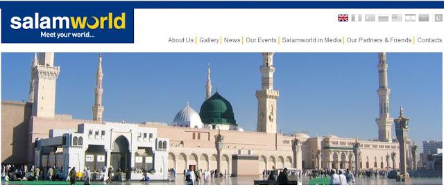 Salam World, Jejaring Sosial Islami