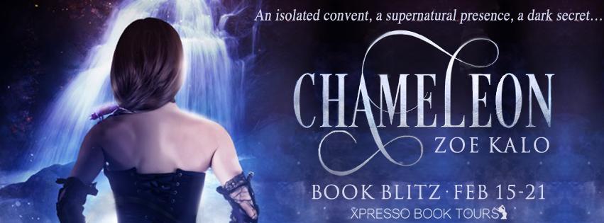 Chameleon Book Blitz