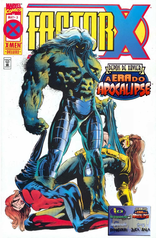 X-Men - A Era do Apocalipse #30