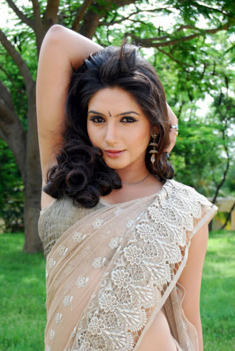 film model ragini dwivedi in saree photo gallery
