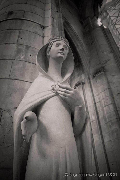 Photographie statue