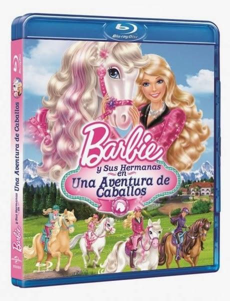 Barbie y sus Hermanas en una Aventura de Caballos 1080p HD Latino