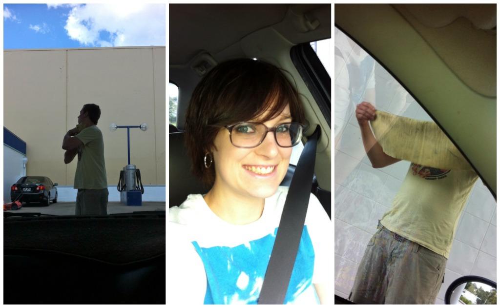 Washing Car Mister Melbourne Fl