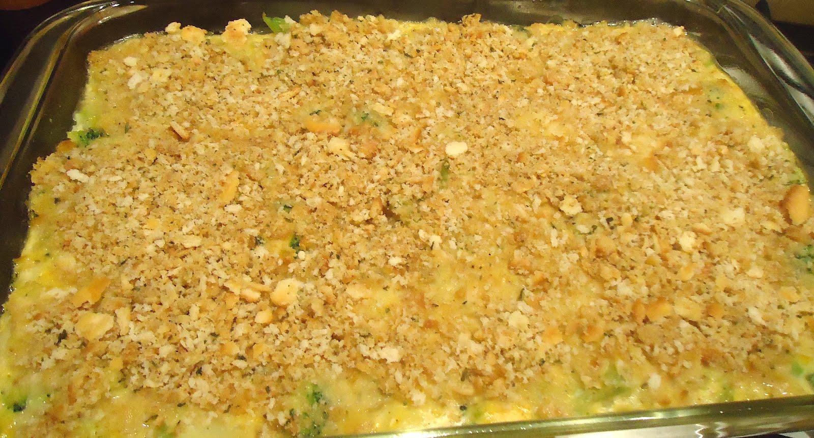 Recipe for a Home: Broccoli Casserole