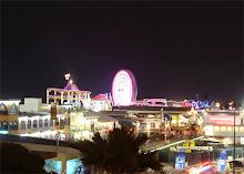 Santa Monica Pier 2013