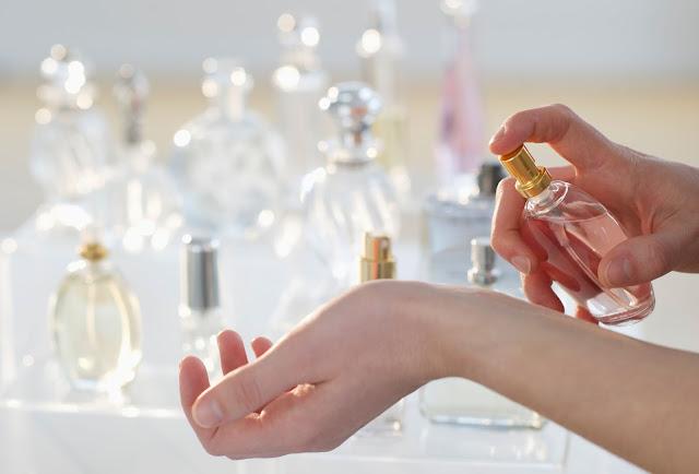 Escoge tu perfume
