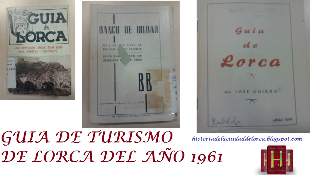 Historia de la ciudad de lorca gu a de turismo de lorca for Oficina de turismo lorca