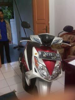 Motor Yamaha Xeon D 3219 TE Bali.