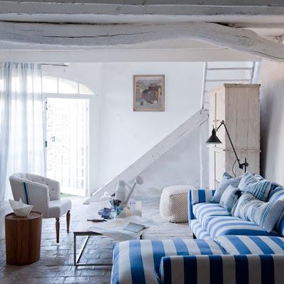 Slik får du den rustikke, lett eklektiske, stilen i stuen din!