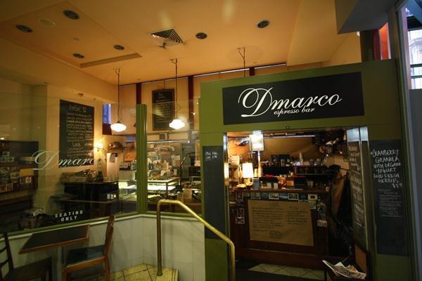 D\'Marco Espresso Bar | Delicious Gathering
