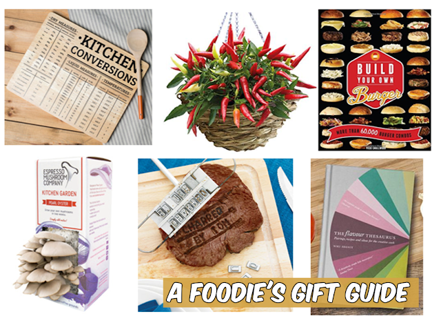 Food Lovers Christmas Gift Guide