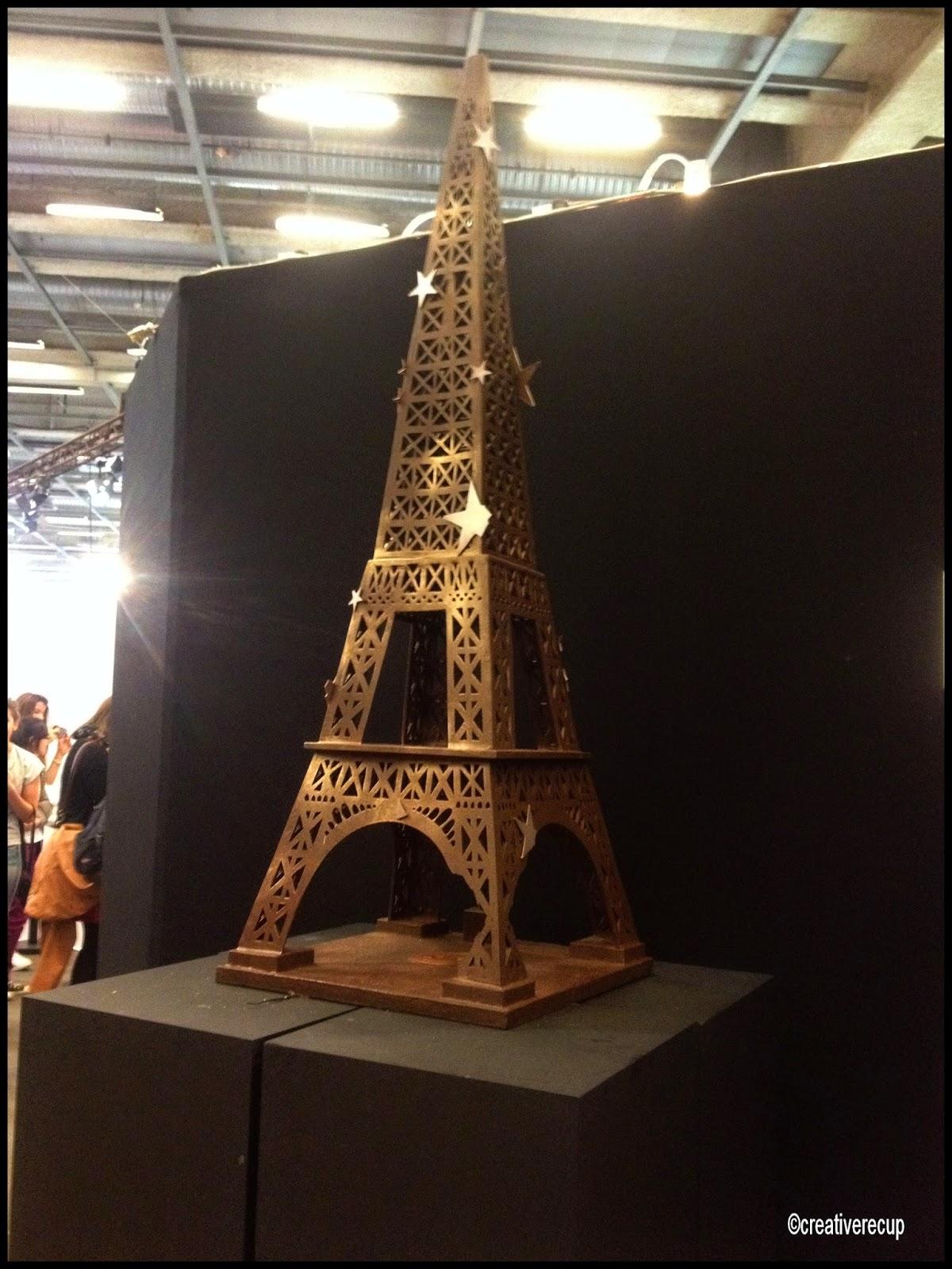 Cr ative r cup 39 salon du chocolat paris 2014 - Salon du tattoo paris ...