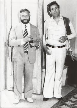 1970 - Con il senatore Avv. Pompeo Rendina