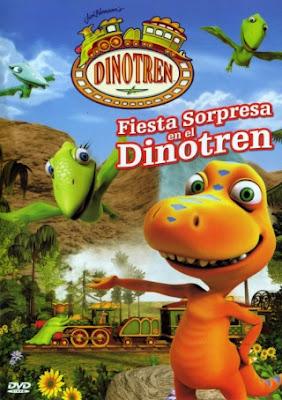Ver Dinotren: Fiesta Sorpresa Película Online (2011)